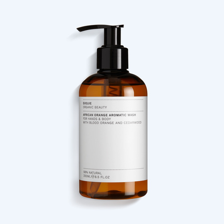 African Orange Aromatic Wash