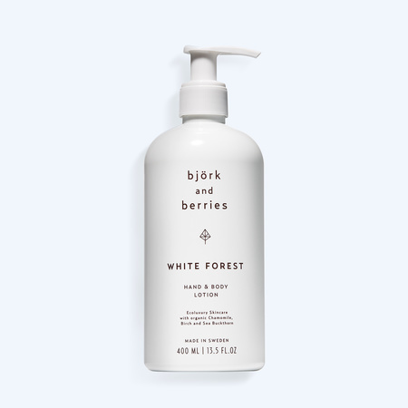White Forest Hand & Body Lotion