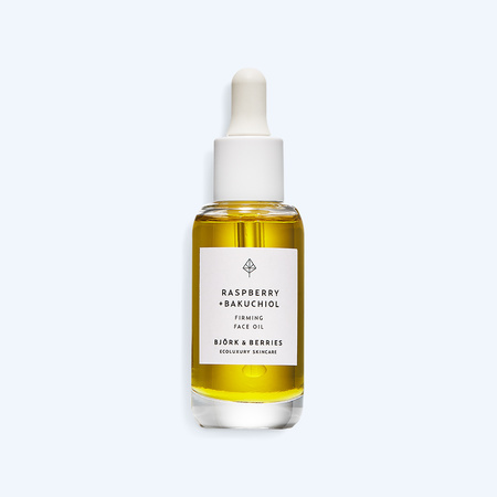 Raspberry + Bakuchiol Firming Face Oil