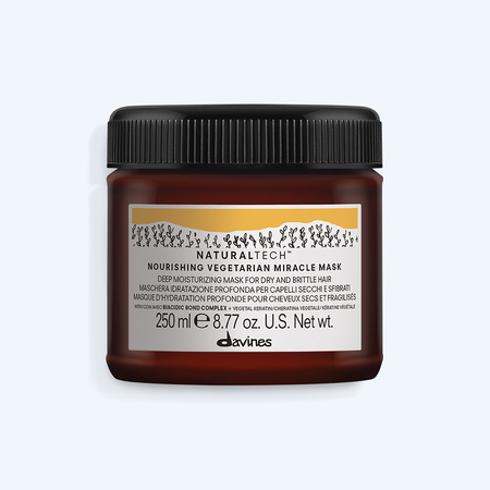 Nourishing Vegetarian Miracle Mask